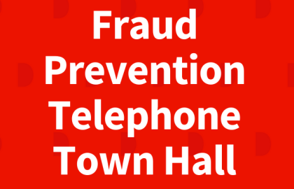 Join AARP Oklahoma and AARP Fraud Watch Network for a Live Fraud Prevention Telephone Town Hall