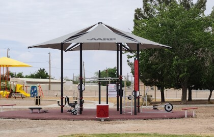 """Las Cruces City Officials, AARP New Mexico to """"Officially"""" Open AARP Sponsored Fitness Park"""