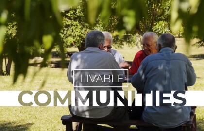 Oregonians with an idea to make their community more livable are urged to apply for the AARP Challenge Grant