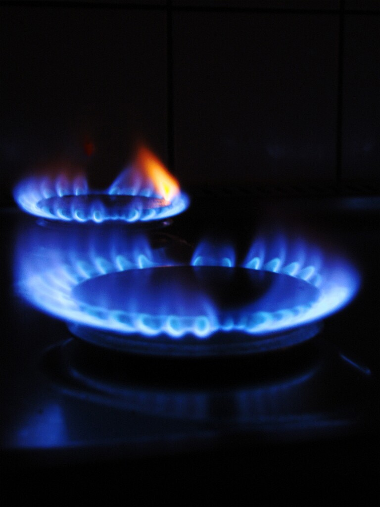 Gas Flame PSC