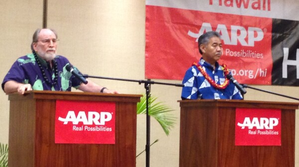Hawaii Gov Debate