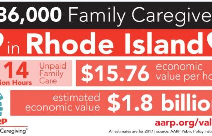 RI Caregiving: Valuing the Invaluable