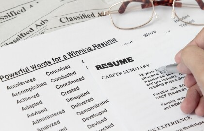 Ways to Spruce Up Your Resume