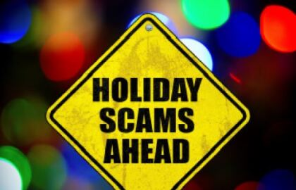 Beware Holiday Scammers
