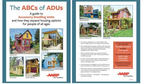 The ABC's of ADUs
