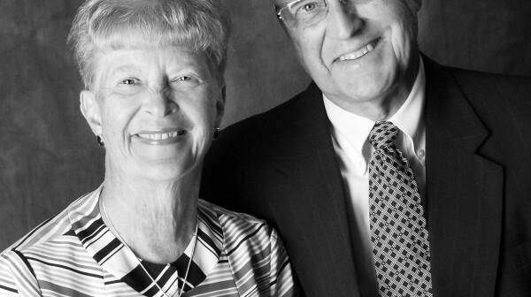 Jan and Phyllis Wilson IA 2013 Andrus Winners