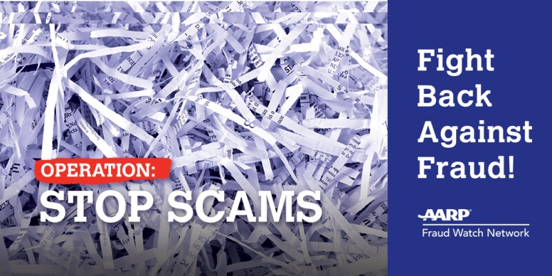 Fight Fraud - Shred Instead! / Free Shredding and E-cycling