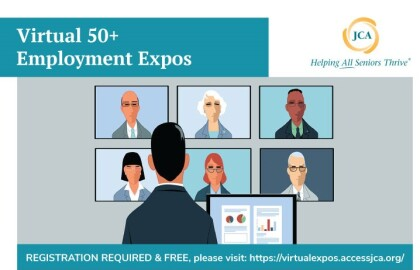 Retool, Recharge, Reinvent: Virtual Employment Expo