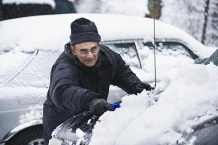 Winter relief fund