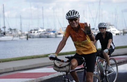AARP Florida Earns Silver Award as Bicycle-Friendly Business