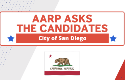 City of San Diego Mayoral Candidates Answer Questions Vital to Voters Age 50+