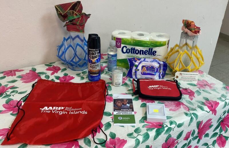 Emergency Preparedness Kit Contents