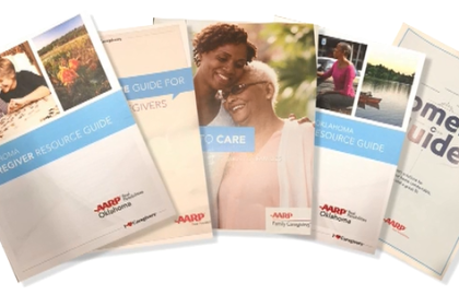 Request Free Family Caregiver Kits from AARP Oklahoma