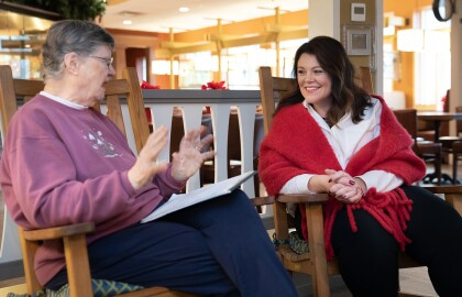 A University-Based Approach to Fighting Social Isolation in Connecticut