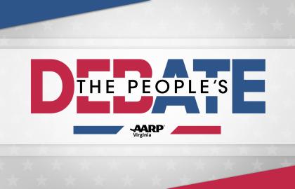 AARP Virginia encourages Youngkin to participate in The People's Debate