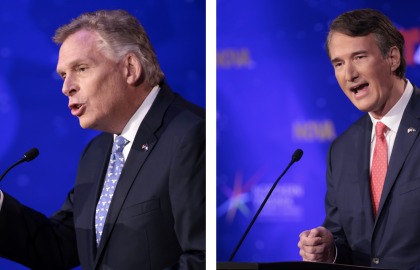 Candidate Q&A: McAuliffe, Youngkin Answer Questions Vital to Virginia Voters