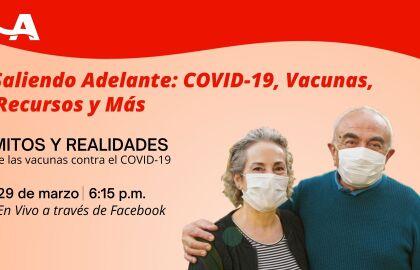 Platica Virtual sobre Mitos y Realidades de las Vacunas Contra el COVID-19