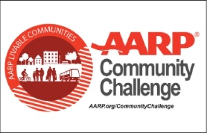 The 2020 AARP Community Challenge is On!
