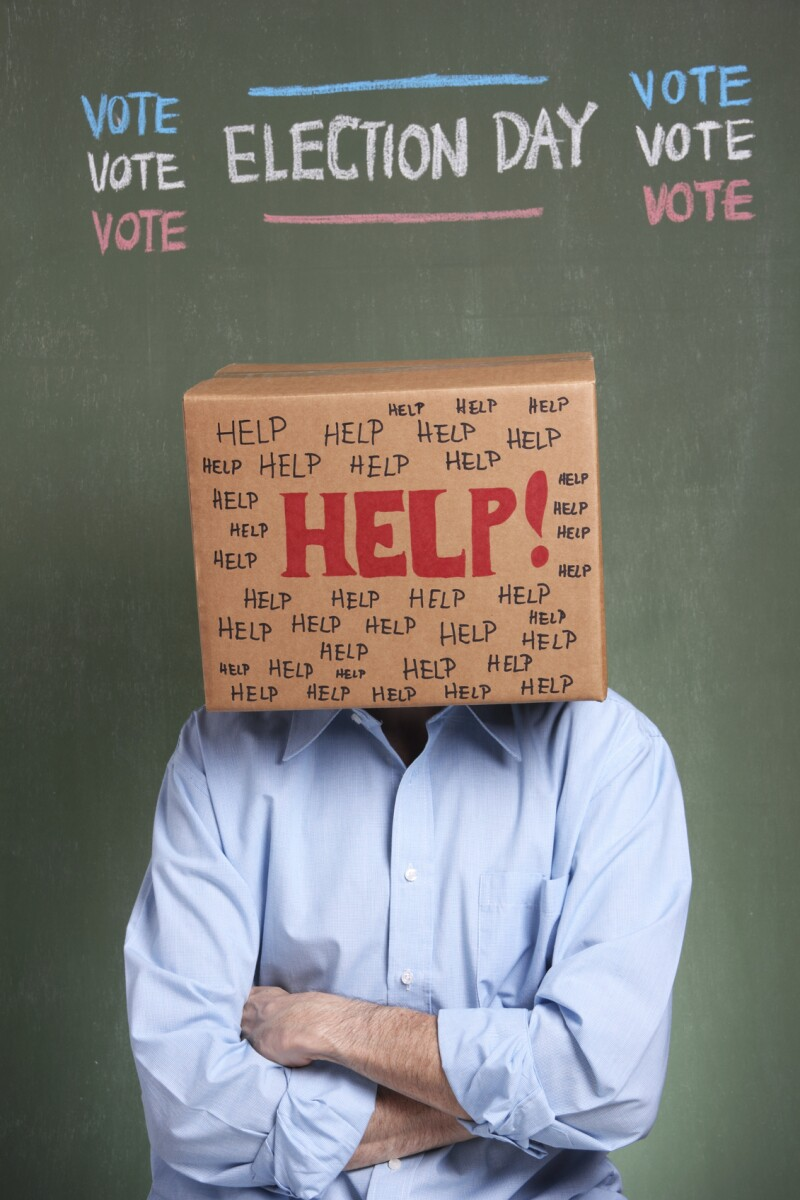 Confused Voter
