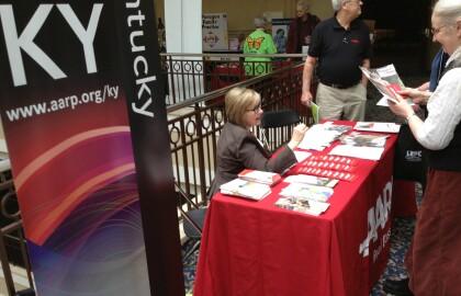 Event Focuses on Aging Well in Kentucky