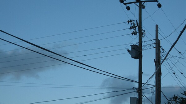 Image of Electric Poles