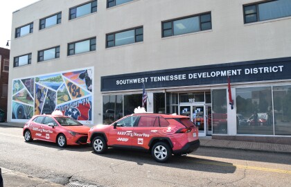 AARP, Toyota Collaborate on Vehicles for Vaccine Outreach Initiative in Jackson