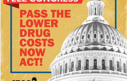 Congress: Pass the Lower Drug Costs Now Act