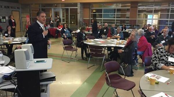 Lansing Age-Friendly forum March 2016