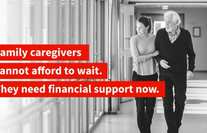 Support for family caregivers through the Credit for Caring Act