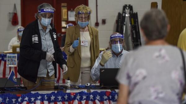 Virginia Election Primary