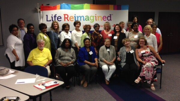Life Reimagined Trainees