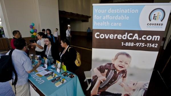 Covered California LA Launch Event