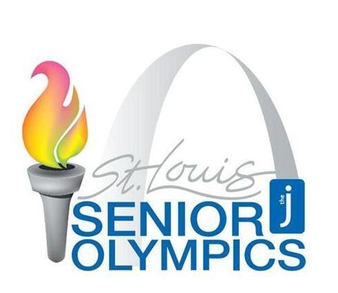 senior olympics logo