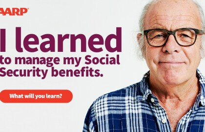 I learned to manage my Social Security benefits. What will you learn?