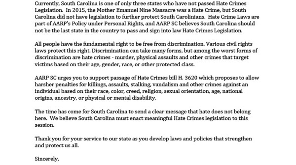 AARP SC letter to SC Legislators in support of Hate Crimes law1024_1.jpg