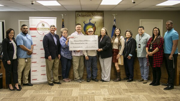 Delaware Nation Community Challenge Grant