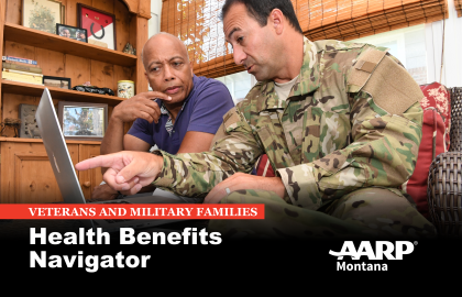 AARP Launches New Tool to Help Montana's Veterans Access Health Care