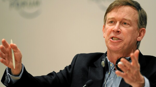 Hickenlooper supports Medicaid expansion