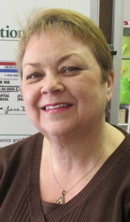 Nila Morgan of the Alaska Medicare Information Office