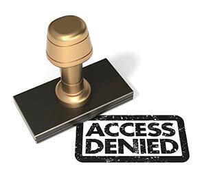 access denied ©klenger