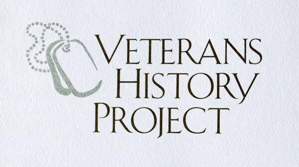 Veterans History Project 1