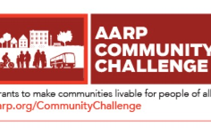 AARP Community Challenge grant applications now accepted