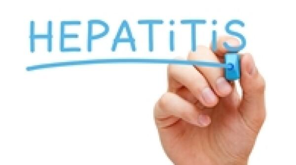 Hepatitis Blue Marker