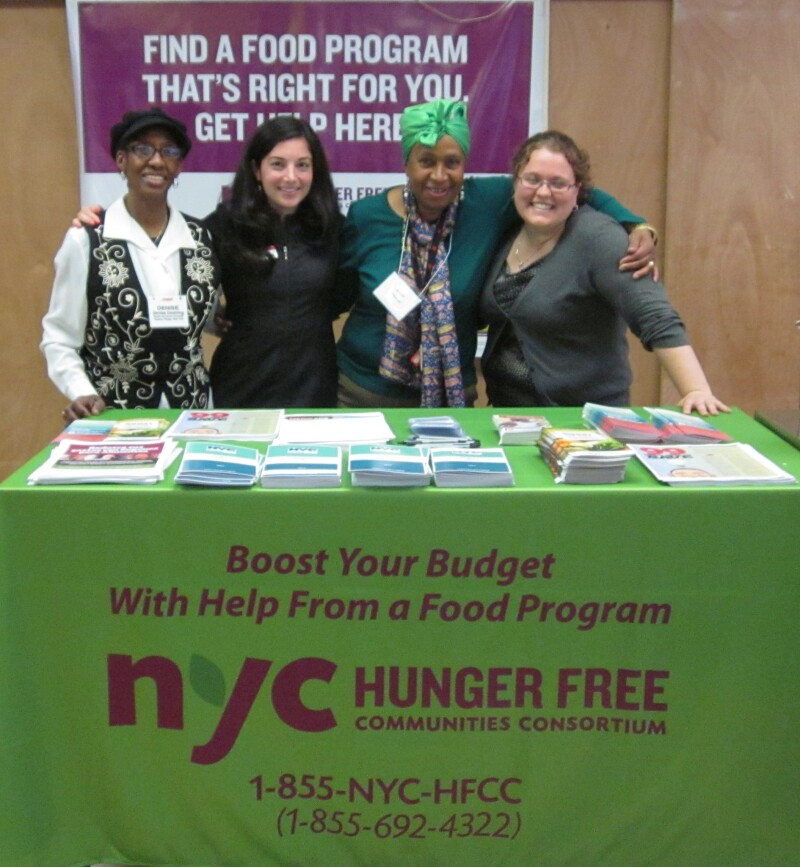 NYC Hunger Free pic