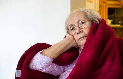 More Older Adults Report Anxiety, Depression