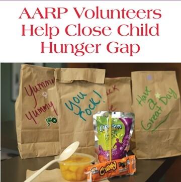 AARP Hunger Prevention