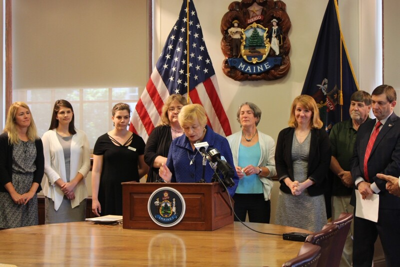 Gov. Mills Signing Prescription Drug Legislation