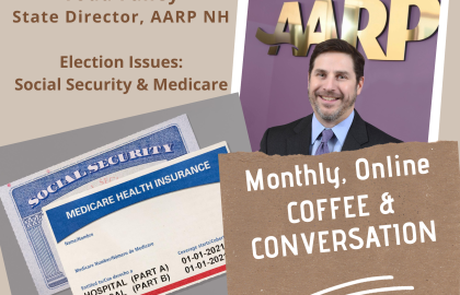 Coffee & Conversation: Key Voting Issues September