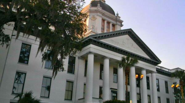 Old Florida Capitol VJ
