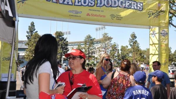 Viva Los Dodgers